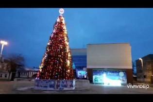 Ейск один из худших городов в крае по украшению к Новому году