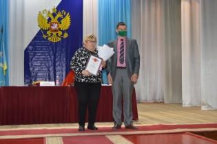 Открытая  сессия Совета Копанского сельского поселения