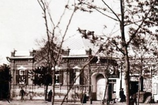 Дом семьи Бацута