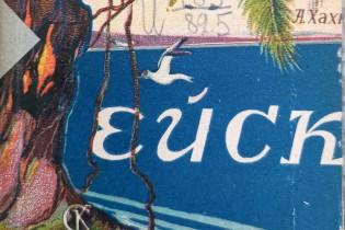 Книга о Ейске 1928 года