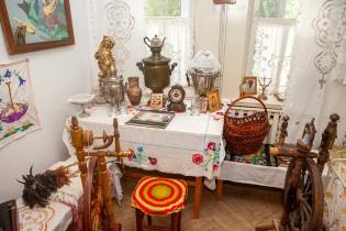 Музею школы №17 поселка Советский могут позавидовать некоторые музеи