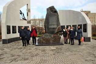 Ейский полипрофильный колледж: День воина-интернационалиста