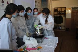 Ейский полипрофильный колледж: День сельского хозяйства и перерабатывающей промышленности