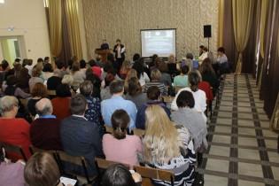 На базе лицея №4 в Ейске прошел краевой семинар