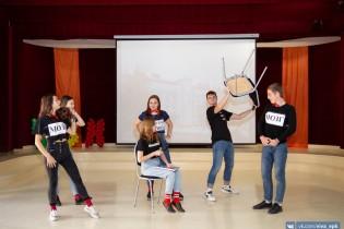 В Ейском полипрофильном колледже прошел краевой конкурс студенческих команд КВН